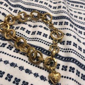 Juicy Couture Chain Link Bracelet
